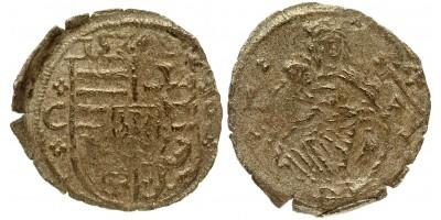 II. Lajos 1516-26 denár 1524 C-S / L-?