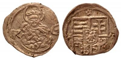 II. Lajos obulus K-G ÉH 652