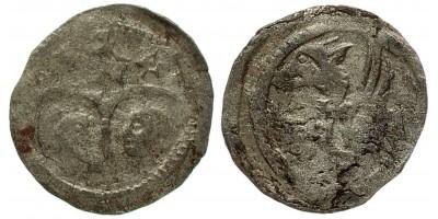 IV. László 1272-90 obulus ÉH 301