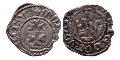 Mária 1382-87/1395 denár, A Székesfehérvár EH 443