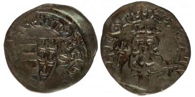 Károly Róbert 1307-42 denár T-S ÉH - (393) RR!
