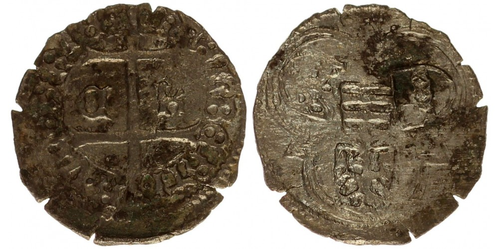 Albert 1437-39 denár ÉH 461