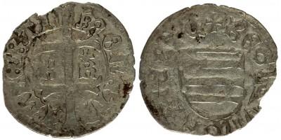 Albert 1437-39 denár K-R+ ÉH 459