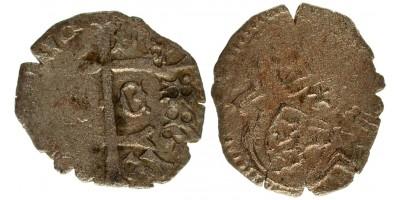 I. Ulászló 1440-44 denár D-? Brassó ÉH 469