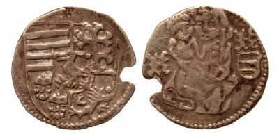 I. Mátyás 1458-90 obulus K-K ÉH 577