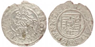 Szapolyai János denár 1530 A-B ÉH 699