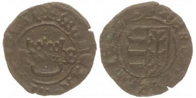 I. Ulászló 1440-44 denár A-B ÉH 471