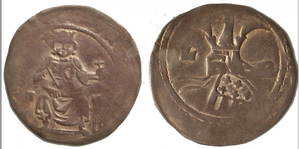 I. Lajos 1342-82 garas L ÉH 412