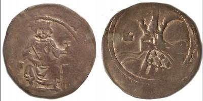 I. Lajos 1342-82 garas L ÉH 412 R!