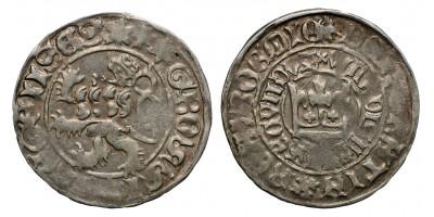 Csehország II. Ulászló 1490-1516 prágai garas