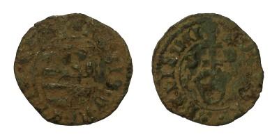 V. László 1440-53 denár S-D ÉH 499 R!