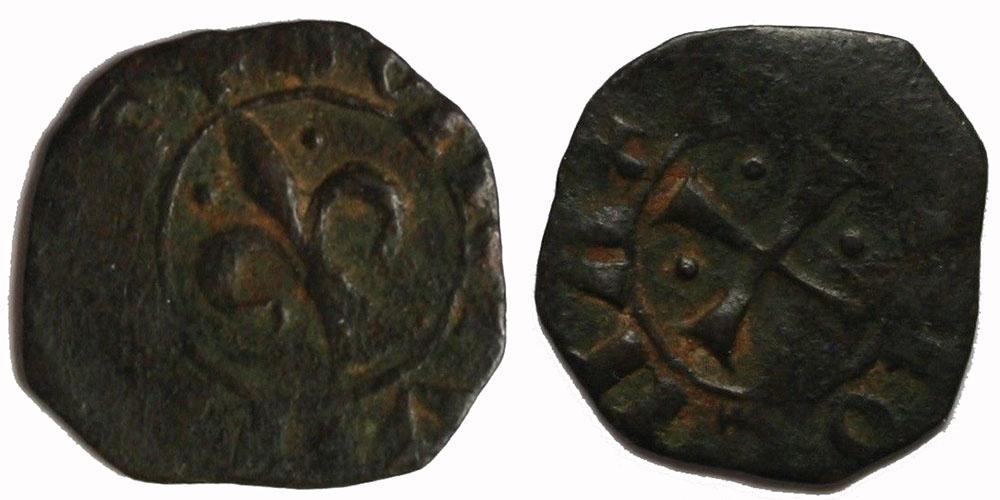Keresztesek Antiochia IV-V. Bohemond 1201-16/1219-50 pougeoise