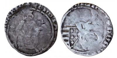 I. Lajos 1342-82 garas ÉH 412 R!