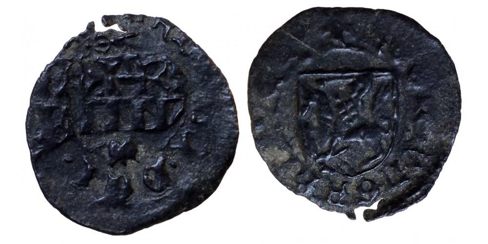 I. Ulászló 1440-44 denár ÉH 472