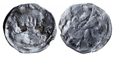 Károly Róbert 1307-42 denár ÉH 370