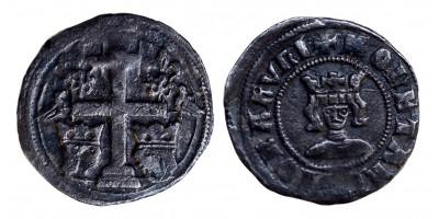 Károly Róbert 1307-42 denár ÉH 365