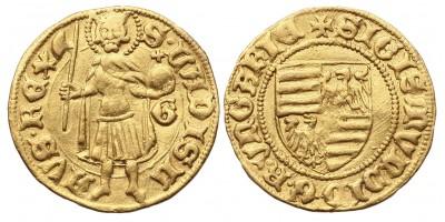Zsigmond 1387-1437 aranyforint ÉH 445