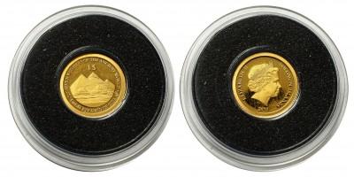 Salamon-szigetek dollár 2013