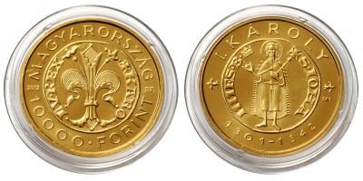 I.Károly 10000 forint 2012