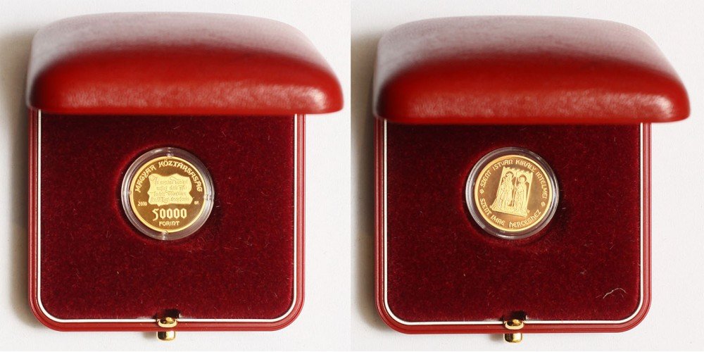 50000 Forint 2010 PP
