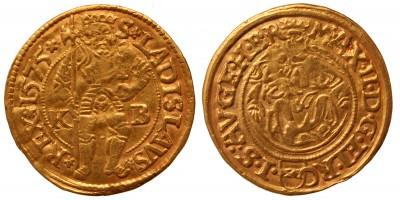Miksa dukát 1575 KB