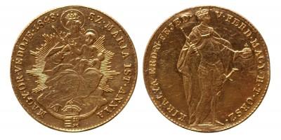 Szabadságharc dukát 1848 KB