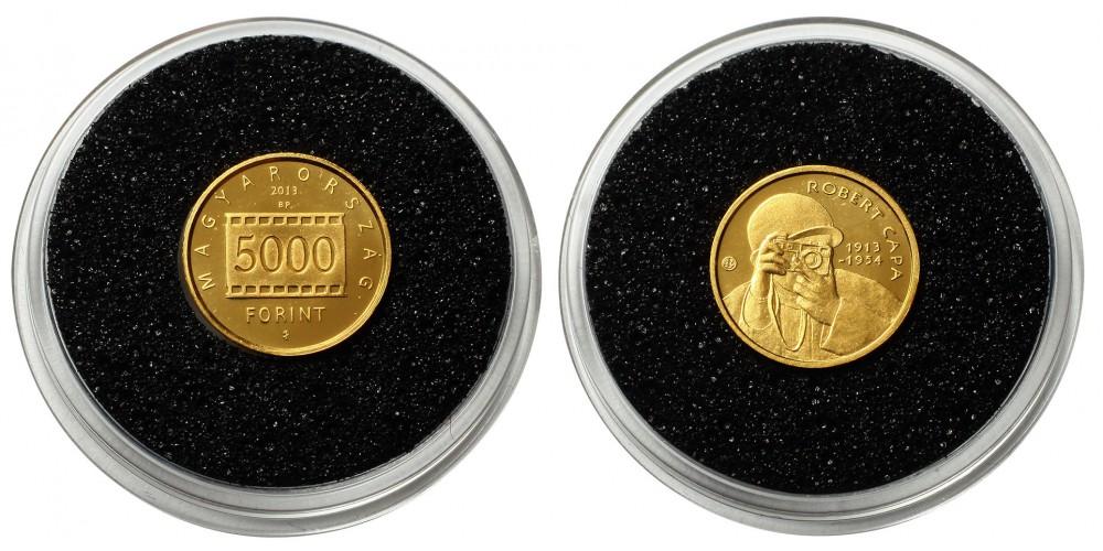 Robert Capa 5000 forint  2013