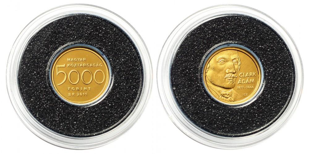 Clark Adam 5000 forint  2011