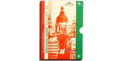 Magyar EURO információs szett 2003