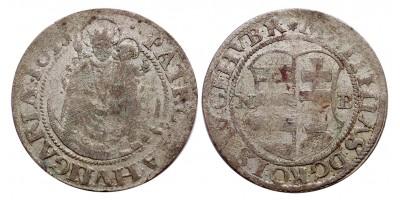 II.Mátyás garas 1615 NB.