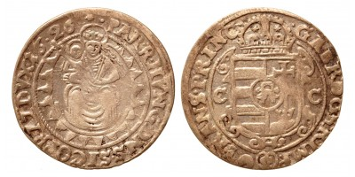 Bethlen Gábor garas 1626 Kassa