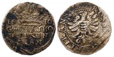 Báthory Gábor garas 1610 NB