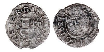 Bethlen Gábor denár 1621 KB