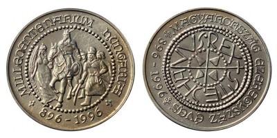Hungary Millecentenarium medal 896-1996