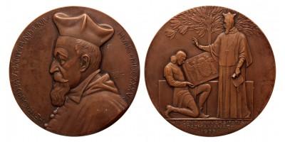 Pázmány Péter Tudományegyetem (Nagyszombati Egyetem) alapításának 300. évfordulója 1935 emlékérem