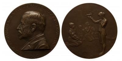 Dr. Korányi Frigyes 1851-1901 emlékérem, Beck Ö. Fülöp