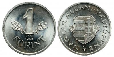 1 Forint 1946 jelöletlen ARTEX utánveret
