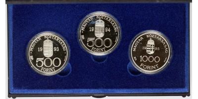 Magyarország csatlakozása az unióhoz 500-1000 forint 1993-94-95