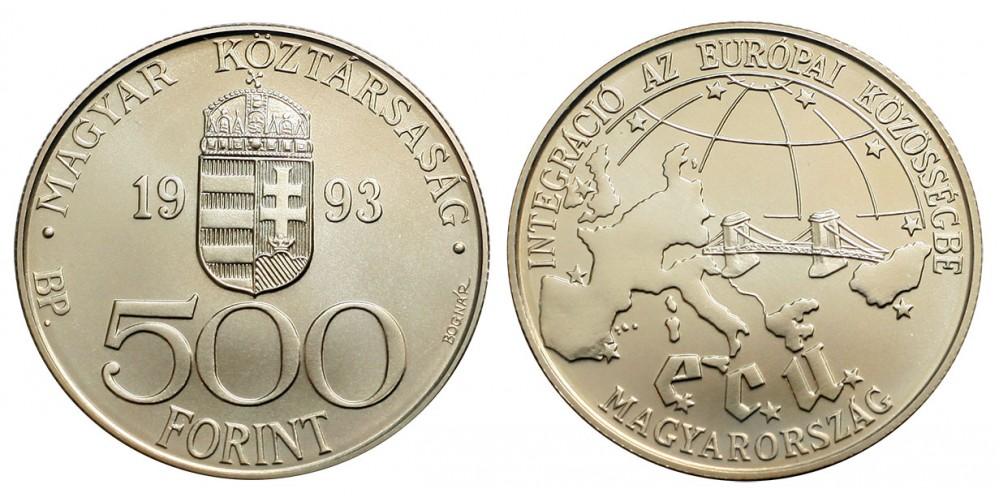 500 Ft ECU 1993 BU