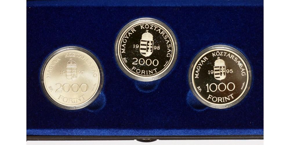 1000-2000 Ft 1995-97-98 EURO-I-II-III.