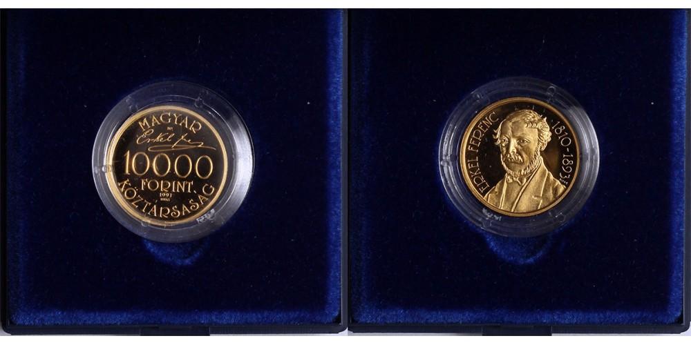 Erkel Ferenc 10000 forint 1993 PP