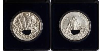 Trianon ezüst emlékérem 1992