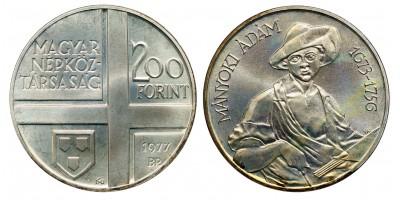 200 Ft Festő sor 1976-77