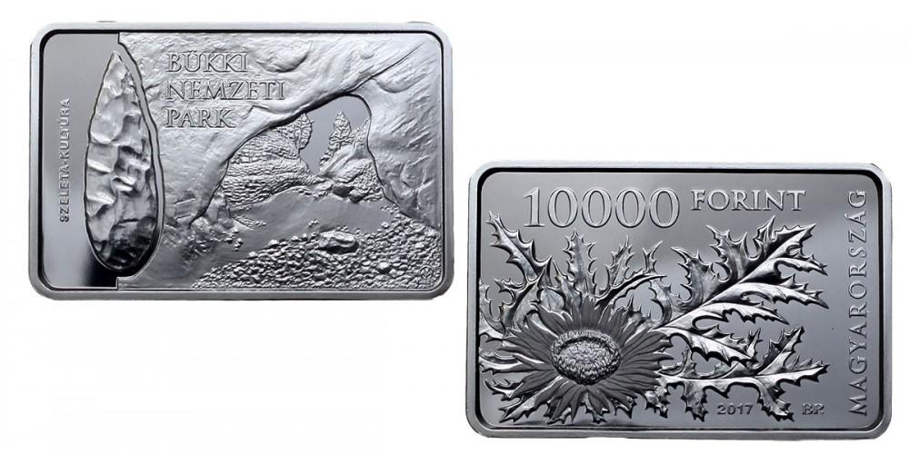 10000 forint Bükki Nemzeti Park 2017