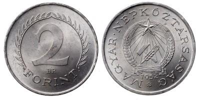 2 forint 1952