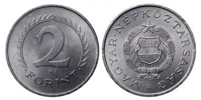 2 forint 1957