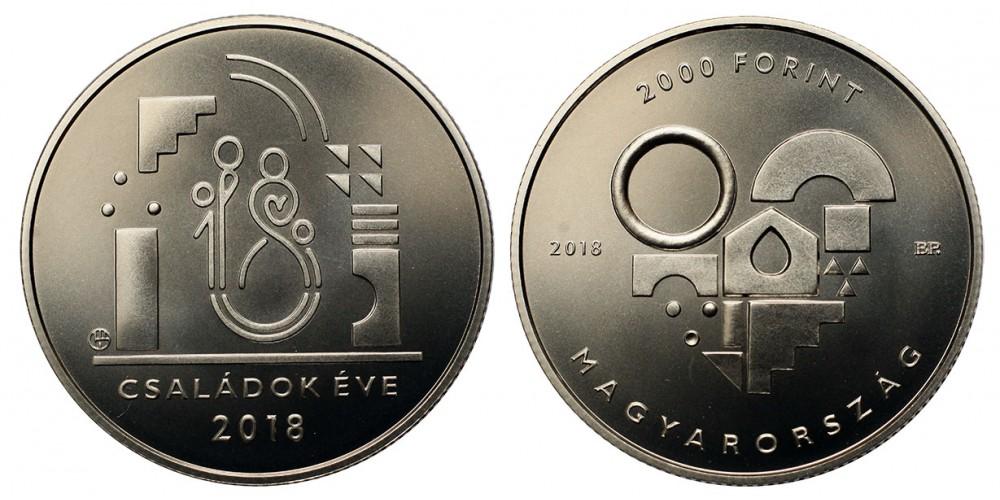 2000 forint a családok éve 2018 BU