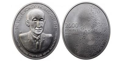 2000 forint Hevesy György 2018 BU