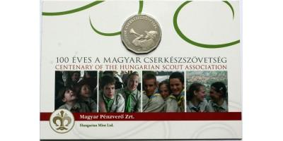 100 Forint Magyar Cserkésszövetség 2012 PP
