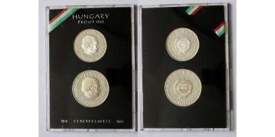 Semmelweis 50, 100 Forint 1968 PP
